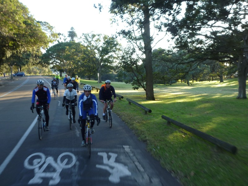 Queens Birthday Homebush Ride Photos Mon 14 Jun 10